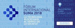 Fòrum Internacional Suma 2018