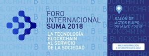 Foro internacional Suma 2018